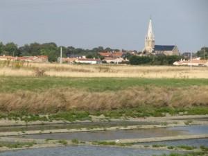 marais salant en Vendée