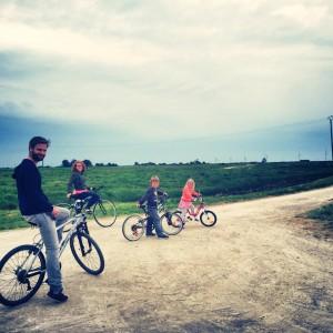 Balade en Vendée à velo