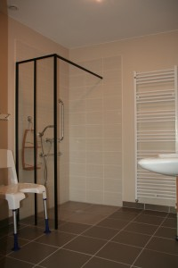 """salle d'eau chambre """"La Grève"""""""